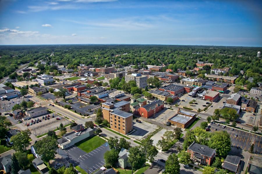Union City Indiana Website
