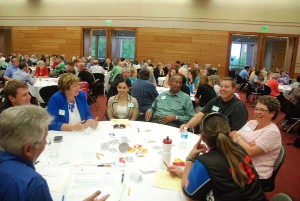 ValpoNEXT Community Summit participants discuss city's priorities