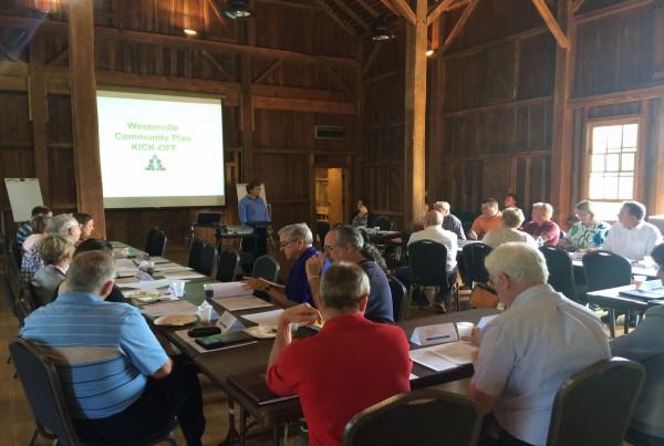 Citizen advisory team chooses Imagine Westerville for comprehensive plan process