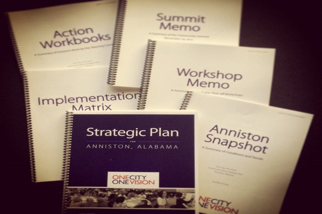 The City of Anniston Adopts Strategic Plan