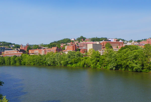 Morgantown, WV Region
