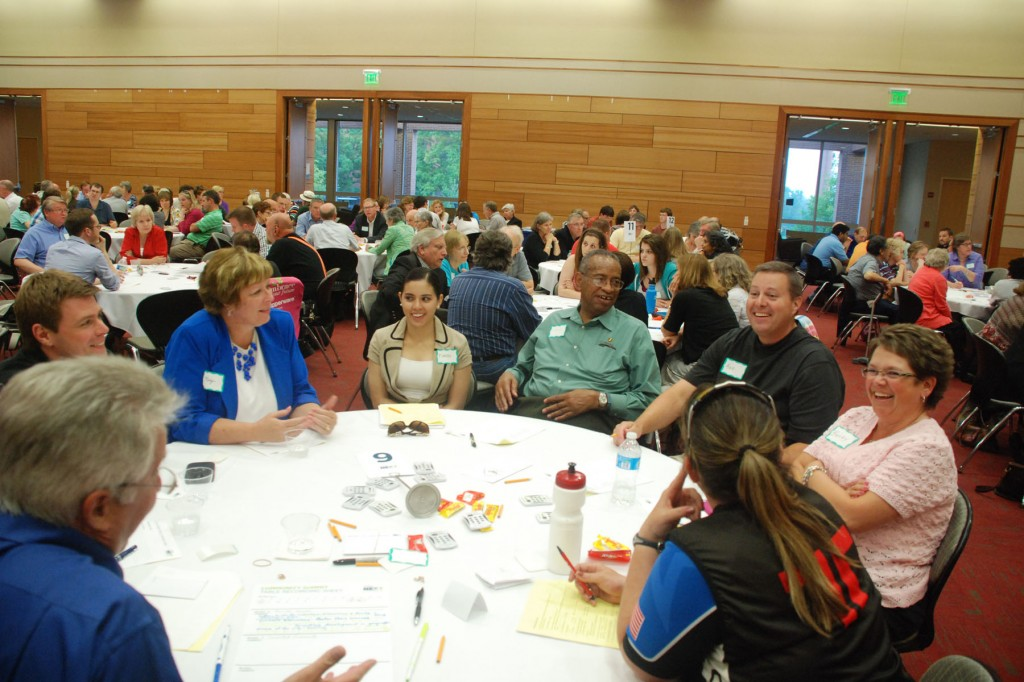 ValpoNEXT Community Summit participants discuss city's priorities