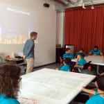 Kyle May leads the City Planning portion of Camp Architecture
