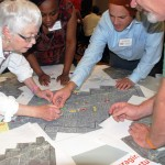 Regions of North Olmsted were mapped out to figure our where growth and change needs to occur