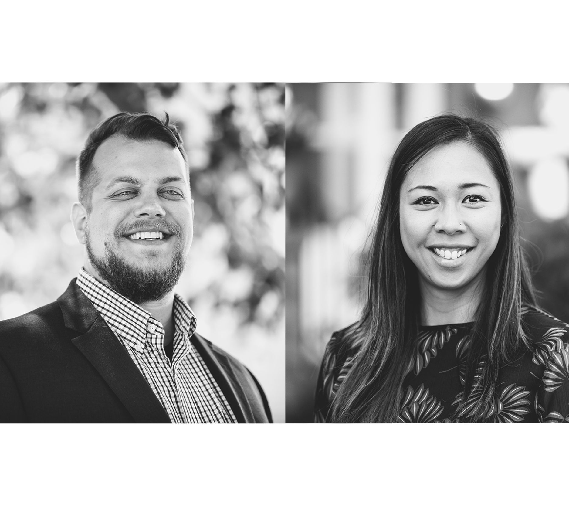 A happy welcome to two new members of our team!